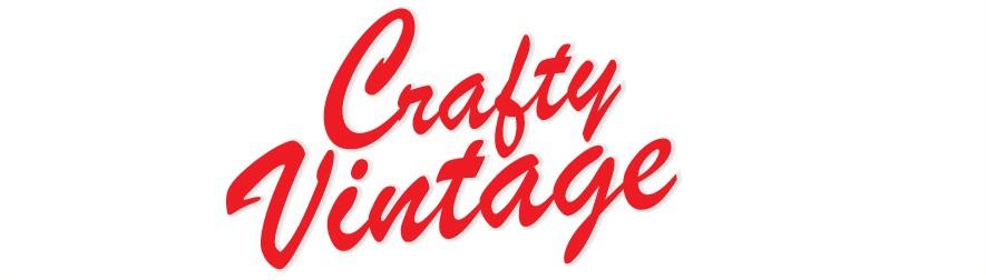 crafty vintage