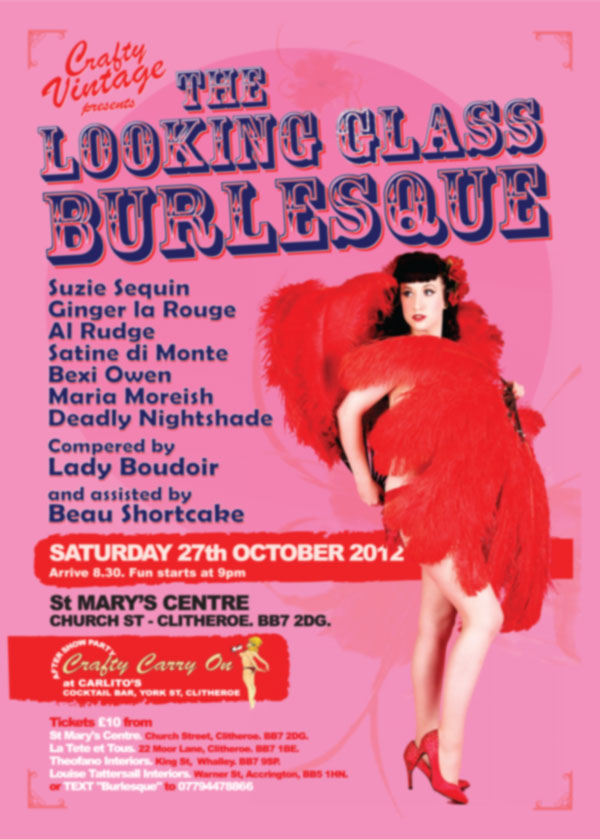 Crafty Vintage Burlesque